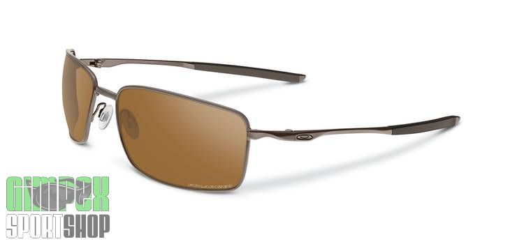 OAKLEY Square Wire Tungsten Tungsten Iridium Polarized