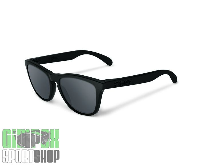 OAKLEY Frogskins Covert Collection Matte Black Black Iridium