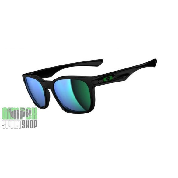 OAKLEY Garage Rock Polished Black Jade Iridium