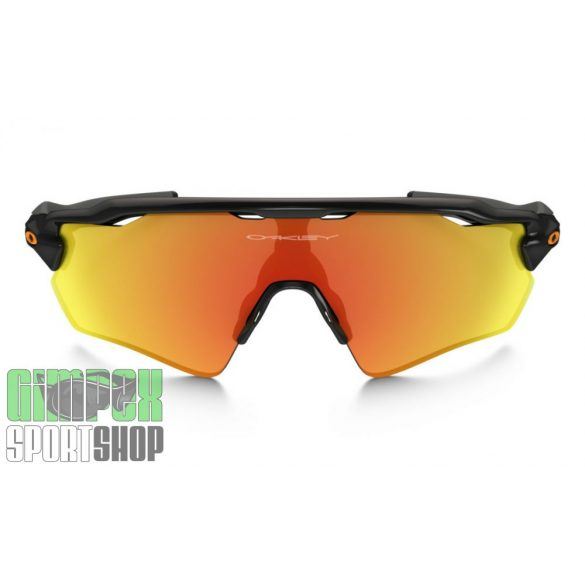 OAKLEY Radar EV Path Team Colors Polished Black Fire Iridium