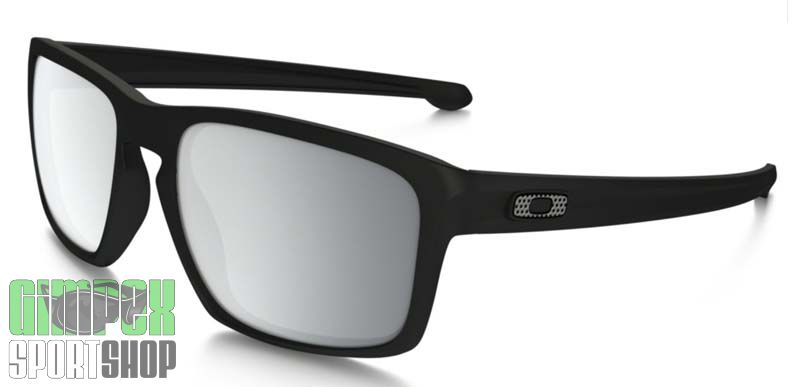 OAKLEY Sliver Machinist Collection Matte Black Chrome Iridium