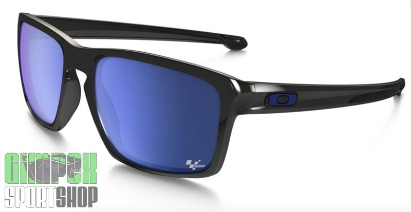 OAKLEY Sliver MotoGP Polished Black Ice Iridium