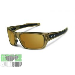 OAKLEY Turbine Brown Smoke Dark Bronze