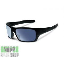 OAKLEY Turbine Matte Black Gray Polarized