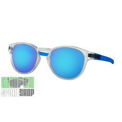 OAKLEY-Latch-Crystal-Pop-Matte-Clear-Prizm-Sapphir