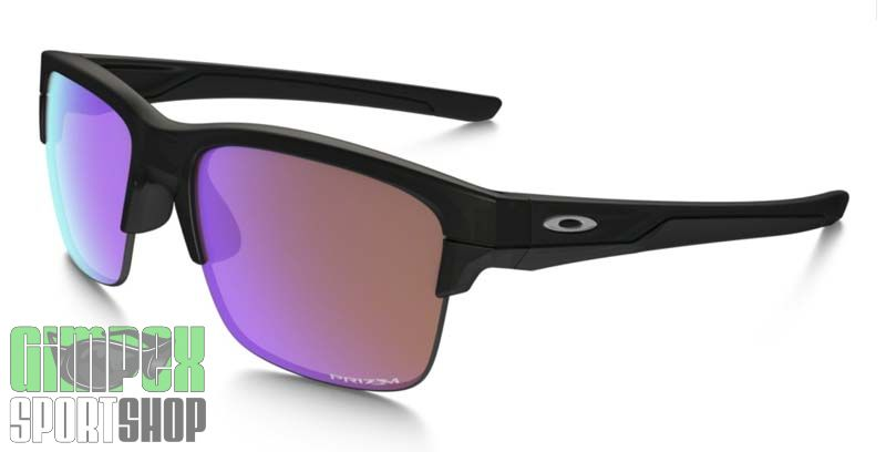 OAKLEY Thinlink Matte Black Ink Prizm Golf