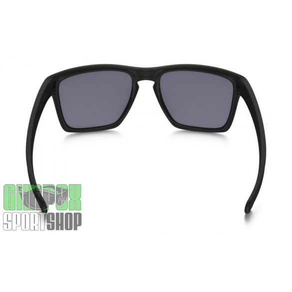 OAKLEY Sliver XL Matte Black Gray Polarized