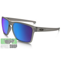OAKLEY Sliver XL Matte Gray Ink Sapphire Iridium Polarized