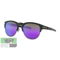 OAKLEY-Latch-Key-Matte-Black-Violet-Iridium