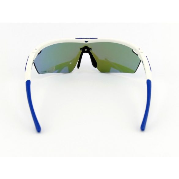 Rudy Project napszemüveg Genetyk Racing White Multilaser Blue Racing Red