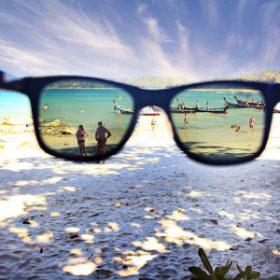 Napszemüvegek lencsék szerint