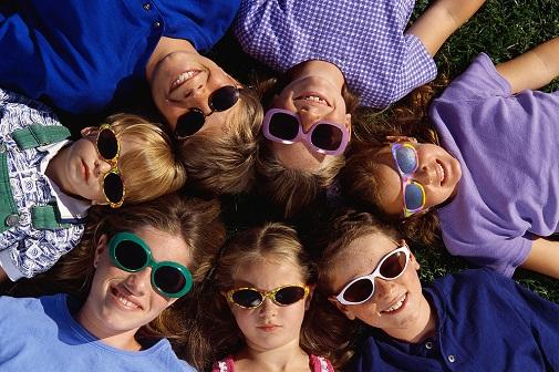 Gyerek napszemüvegek