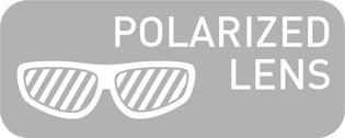 polarizált lencsés napszemüveg