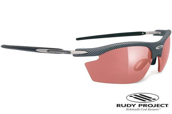 Rudy Project napszemüveg Rydon Carbon Photochromic Red